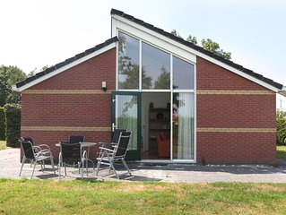 Single storey house with a dishwasher, near the Wadden Sea
