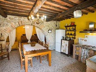 La campagna toscana in una delle piu belle valli italiane Agriturism Il Musaccio