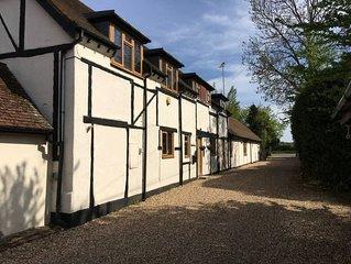 Spacious family accommodation