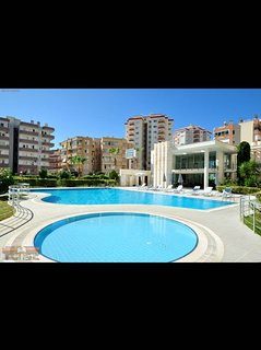 ALANYA Central & luxury apartment nearby SEA!