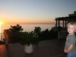 Villa Bella Vista -  Apartments Holiday Castellabate with amazing sea view