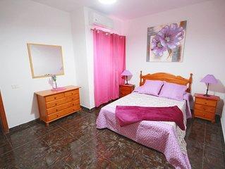 Apartment in Pozo Inquierdo. Windsurf.