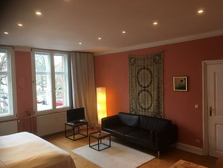 'le piccolo grande' liebevoll hergerichtetes Appartement im Hollanderhaus