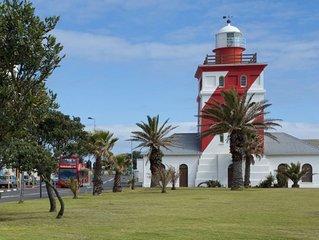 Seafront Mouille Point 2 bedroom 2 bathroom Apartment Cape Town Westridge B