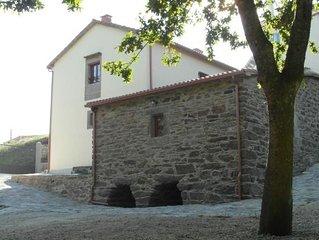 Casa Río Sarela para 8 personas (10 en cama supletoria de matrimonio)