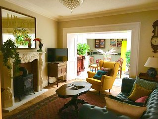 Beautifully Restored Victorian Townhouse located in Cork City Centre