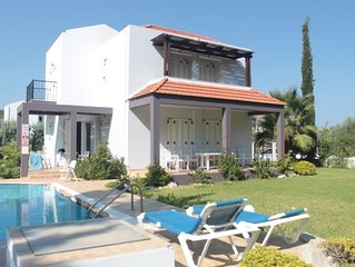 Luxury villa, modern spacious with private pool