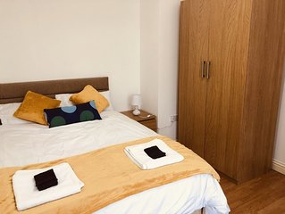 Cozy Modern Apartment, Close to Liverpool Street Station