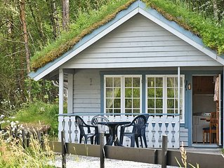4 person holiday home in Folkestad