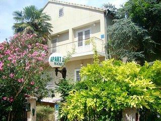 Apartments Jerolim, (15719), Biograd, Biograd riviera, Croatia