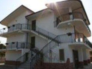 Casa Eleonora nella stupenda Baia di Santa Maria di Ricadi
