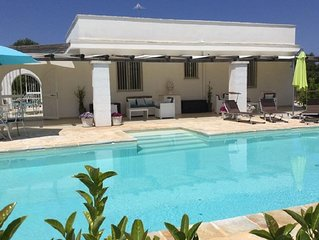 Stylish Villa, Country Setting, Ideal Location For Exploring Puglia!