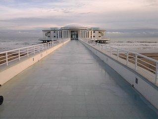 Appartament in villa del '900 a 20m dalla spiaggia e dalla Rotonda di Senigallia