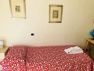 Appartamento molto spazioso , adatto a famiglie e a gruppi di amici