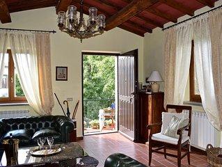 CASA CON VISTA -VAL D'ORCIA HOLIDAY HOME