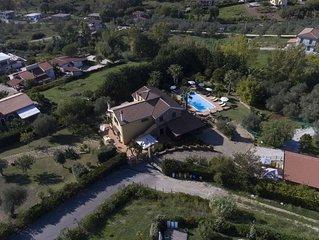 Villa Tresino appartamenti 'Velia'