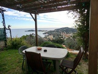 Studio avec jardin Vue panoramique mer - Lou Pantai