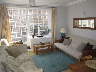 Comfortable Royal Mile apartment