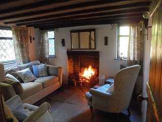 Cosy Point Cottage, Ticehurst, East Sussex 2 Double Bedrooms