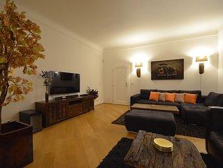 Attic Hroznova - A cote du Pont Charles - Grand Luxury Apartments