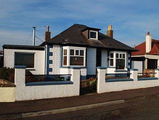 New for 2019 - Sleeps 8 house with spectacular sea views