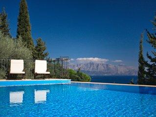 Stone Luxury Villa, unique holidays, amazing sea view