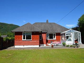 Cedar Cottage at Rashfield nr Dunoon-sleeps up to 6-Pet Friendly(1 max)