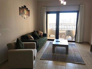 Al Dau Heights (12 413) One Bedroom Apartment, Touristic Area, near Mamsha