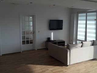 Brussels Nice Apartment Spacieux Modern a Uccle . Free parking, Free WI-FI