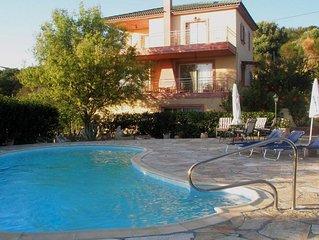 Emiliata Luxury villa in Spartia Kefalonia