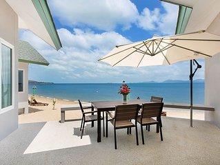The Moonrakers Absolute Beachfront Villa