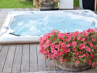 Suites ideal for tranquillity and relaxation