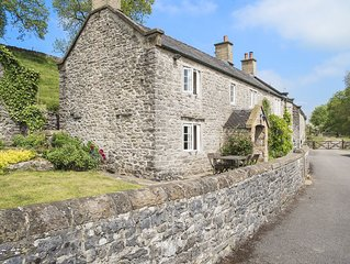 Beautiful 18th Century Limestone Farmhouse In The Peak National Park