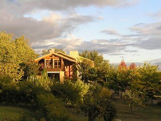 Casa rural (exclusividad) Quinta de Candeleda desde 10 personas a 34 personas
