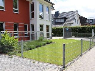 Komfort-FeWo (84 m²), Wärmekabine, Süd-Terrasse, Garten, strandnah, WLAN