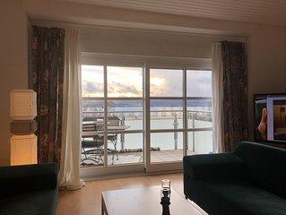 neue, �liebevoll �eingerichtete Seesicht-Wohnung 100m z. Ufer�