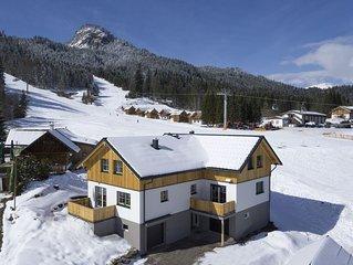 Gemütliches Ferienhaus/Chalet direkt im Ski- und Wandergebiet – Altaussee