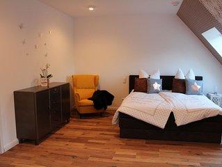 Wohlfühl-Luxus-Oase für 2-4 Personen in der Eifel Nähe Prüm