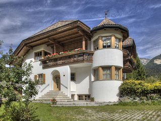 Traumvilla im Herzen der Dolomiten