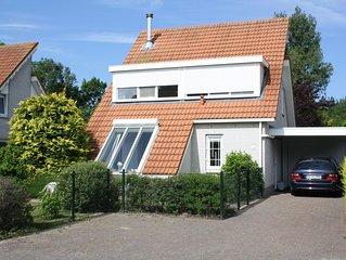 de Luxe Ferienhaus im 5*Park 700m2 Garten Scharendijke Zeeland Meer, Hund, WLAN