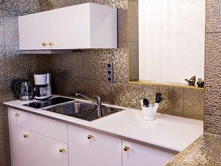 a-domo Apps  -business/privat -ruhig-stilvoll-Garten - WI-FI - Einzelbett
