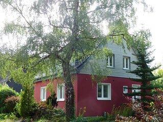 4* Wohlfühl-Haus in Gemünd, ruhige Lage, direkt am Nationalpark, doch citynah