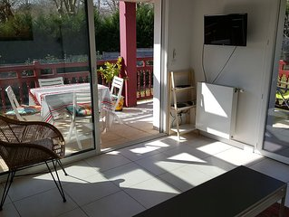 Appartement dans une résidence calme
