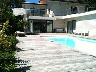 Villa Cap-Ferret - Idéal pour les familles - Plage à 200 m