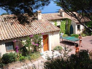 Villa familiale - Domaine prive de l'Escalet