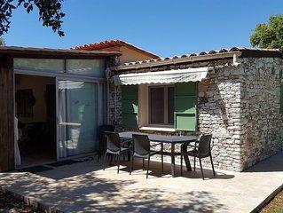 Charmante Maison dans la campagne Bonifacienne, avec piscine - Ideal 4 personnes