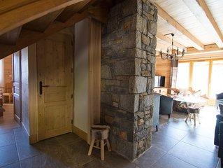 CHALET COMFORT FOR HOLIDAY DREAMS (165m2)