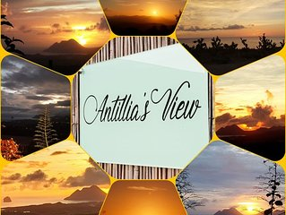 Belle villa creole : Vue panoramique, grand jardin privatif. Equipee de wifi