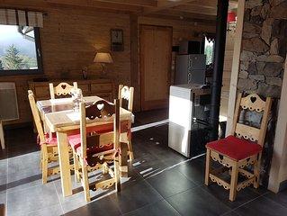 Châlet neuf de 80 m² pour 6 personnes, à proximité de Gérardmer
