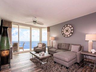 AQUA 1811 Beachfront/Self Check In-Out/High Clean Standard/Wifi/Beach Chairs